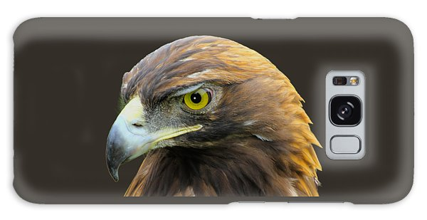 Golden Eagle Galaxy Case