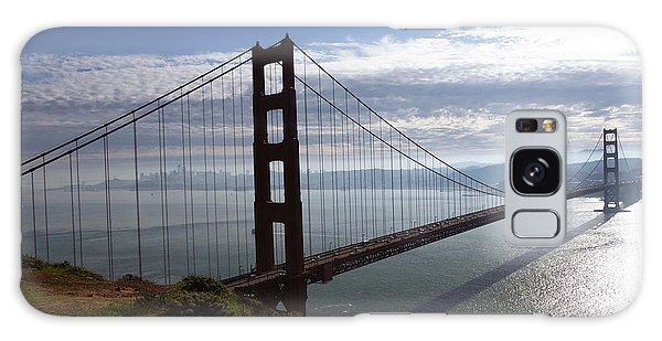 Golden Gate Bridge-2 Galaxy Case by Steven Spak