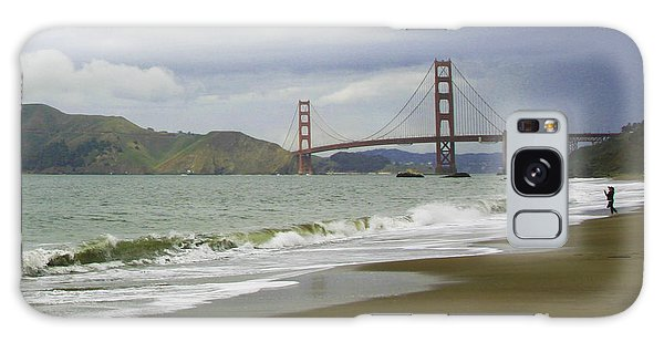 Golden Gate Bridge #4 Galaxy Case