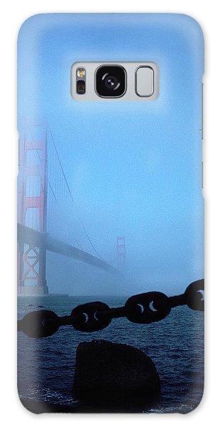 Golden Gate Bridge From Fort Point Galaxy Case