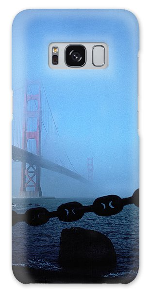 Golden Gate Bridge From Fort Point Galaxy Case