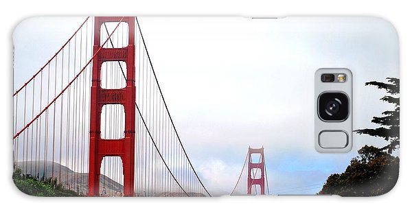 Golden Gate Bridge Full View Galaxy Case