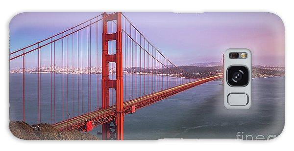 Golden Gate Bridge Twilight Galaxy Case by JR Photography