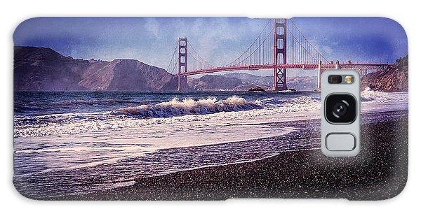 Golden Gate Galaxy Case by Everet Regal