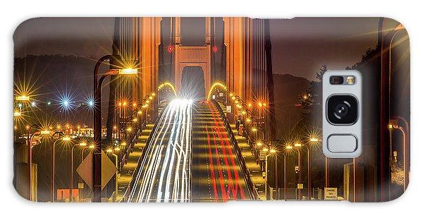 Golden Gate Traffic Galaxy Case