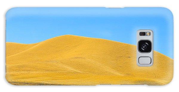 Golden Hill Galaxy Case