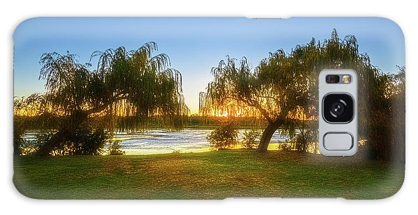 Golden Lake, Yanchep National Park Galaxy Case