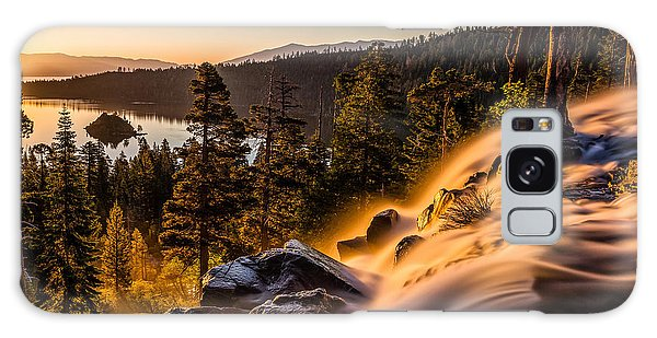 Golden Light By Mike Breshears Galaxy Case