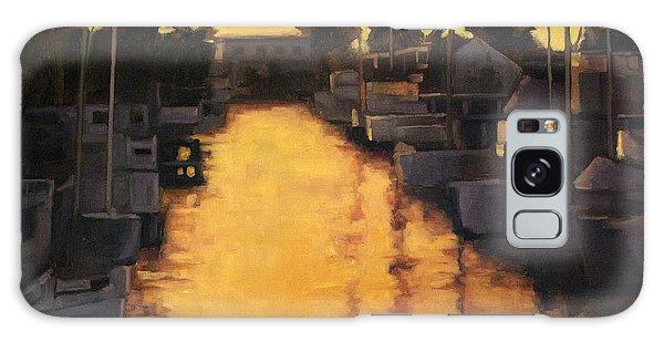 Golden Marina 2 Galaxy Case