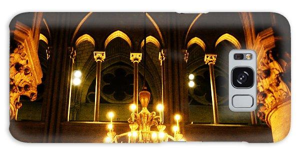 Golden Notre Dame Galaxy Case