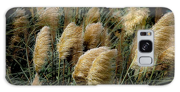 Golden Pampas In The Wind Galaxy Case