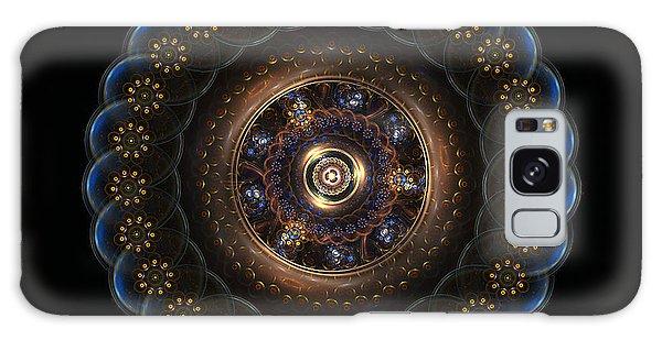 Golden Paradox Galaxy Case