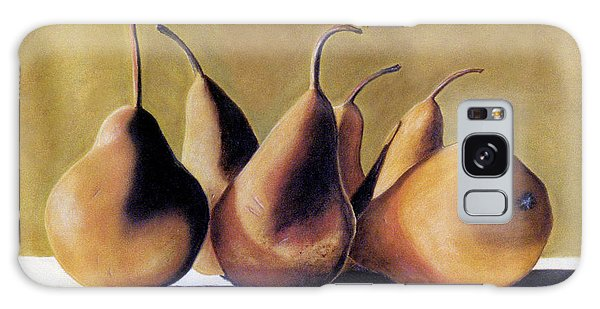 Golden Pears 2 Galaxy Case