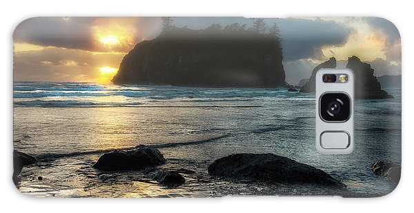 Galaxy Case featuring the photograph Golden Ruby by Expressive Landscapes Fine Art Photography by Thom