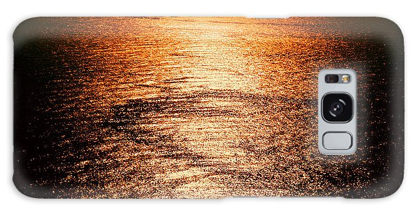 Golden Sea In Alanya Galaxy Case