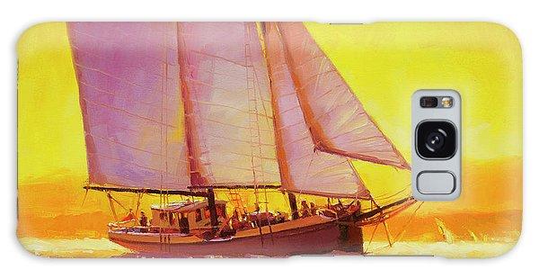 Breeze Galaxy Case - Golden Sea by Steve Henderson