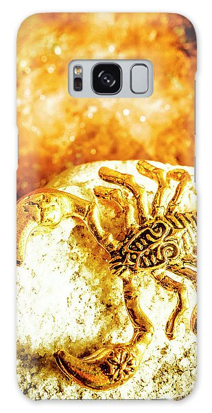 Jewels Galaxy Case - Golden Treasures by Jorgo Photography - Wall Art Gallery