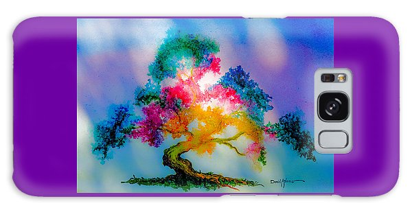 Da183 Golden Tree Daniel Adams Galaxy Case