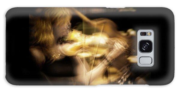Golden Violin -  Galaxy Case