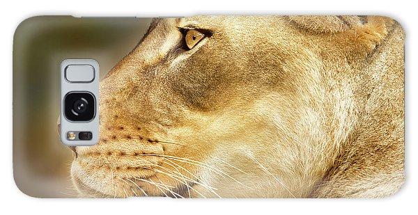 Lion Galaxy Case by David Millenheft