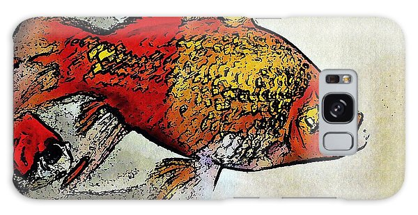 Goldfish Galaxy Case