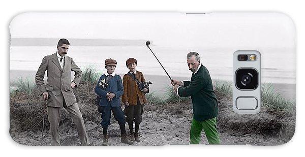 Golf 1907 Dream Galaxy Case