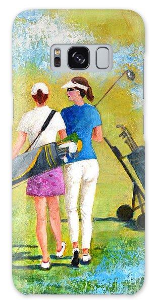 Golf Buddies #1 Galaxy Case