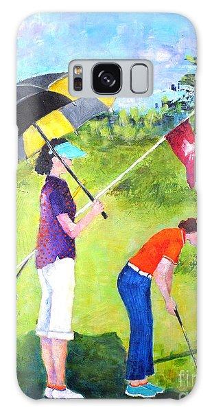 Golf Buddies #3 Galaxy Case