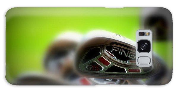 Golf Clubs 2 Galaxy Case