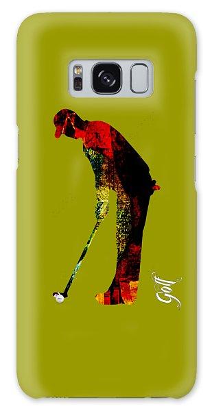 Golf Collection Galaxy Case