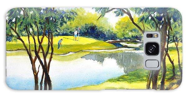 Golf Haven Galaxy Case