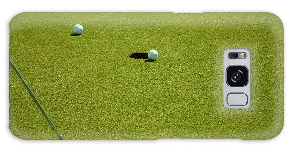 Golf - The Longest Inch Galaxy Case by Chris Flees