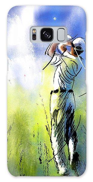 Golfscape 01 Galaxy Case