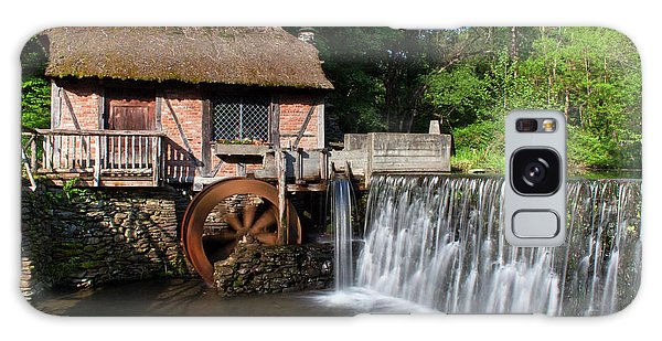 Gomez Mill In Spring #1 Galaxy Case by Jeff Severson