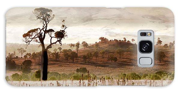 Galaxy Case - Gondwana Boab by Holly Kempe