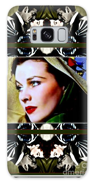 Gone With The Wind Galaxy Case by Wbk