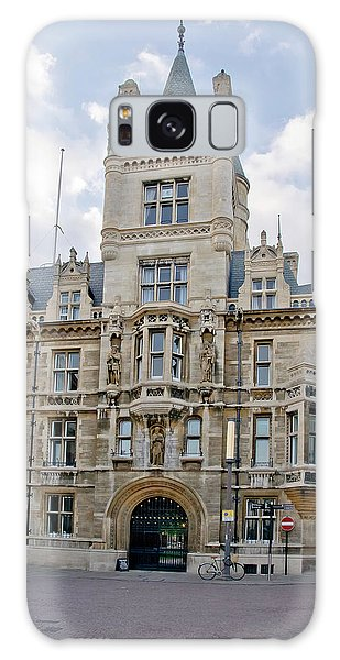 Gonville And Caius College. Cambridge. Galaxy Case