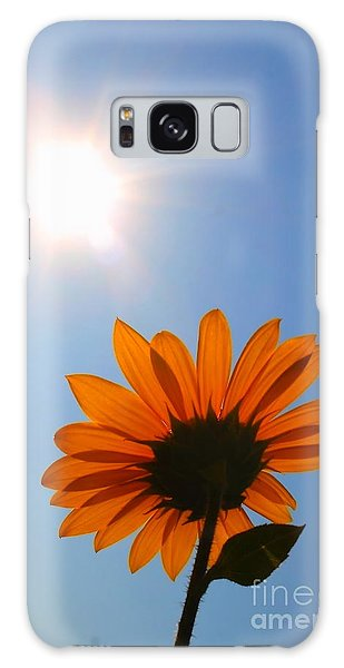 Good Day Sunshine Galaxy Case