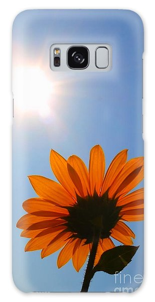 Good Day Sunshine Galaxy Case by Jesse Ciazza