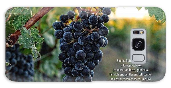 Good Fruit Galaxy Case by Lynn Hopwood