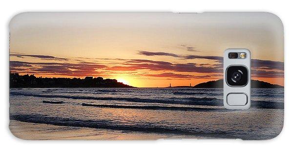 Good Harbor Beach At Sunrise Gloucester Ma Galaxy Case