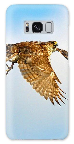 Good Hawk Hunting Galaxy Case