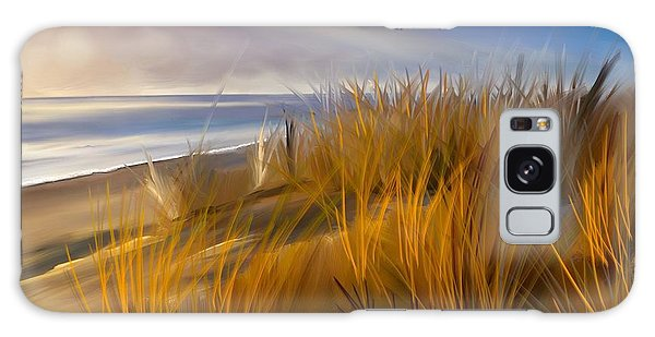 Good Morning Beach Day Galaxy Case