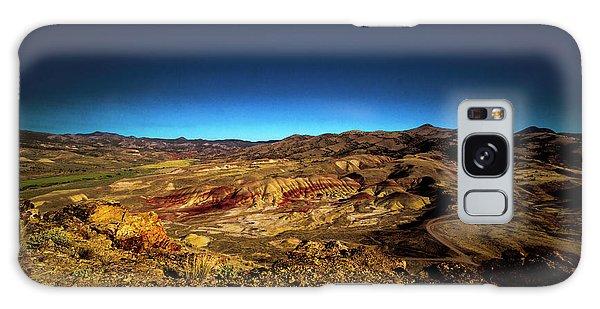 Good Morning From The Oregon Desert Galaxy Case