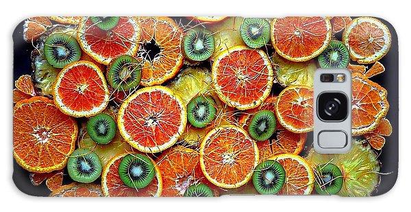 Good Morning Fruit Galaxy Case
