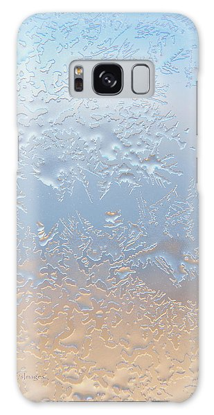 Good Morning Ice Galaxy Case by Kae Cheatham