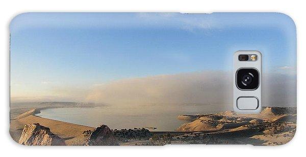 Good Morning Pueblo Galaxy Case