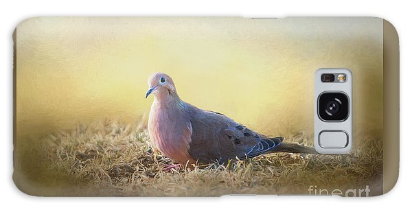 Good Mourning Dove Galaxy Case