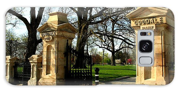 Goodale Park Gateway Galaxy Case