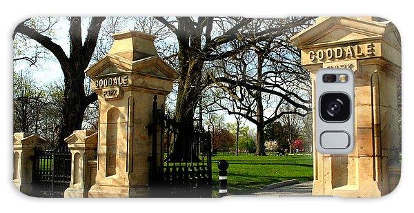 Goodale Park Gateway Galaxy Case